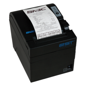 SNBC Printer BTP-R990 Black USB+Serial